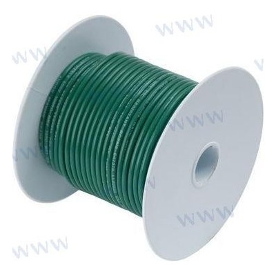 CABLE MARINO 14 AWG 2mm² Verde - 5