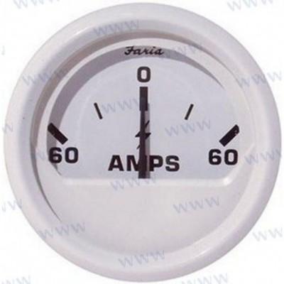 AMPERIMETRO  60-0-60