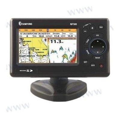 SAMYUNG NF500 GPS-PLOTER-SONDA 5 TRAND.