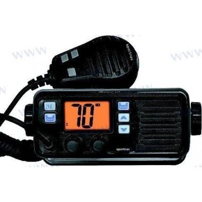VHF SPORTNAV 507M DSC CLASE D