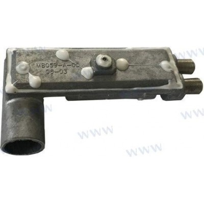 LNB TWIN HGLN 40MM VALIDO V8000V8001V8