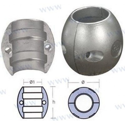 COLLARIN EJE 19MM.