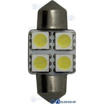 BOMBILLA FESTON 4 LED 1
