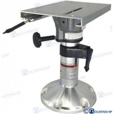 PEDESTAL MANUAL ADJUSTABLE  350-450 MM -