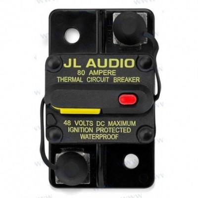 JL AUDIO WATERPROOF CIRCUIT BREAKER - 80