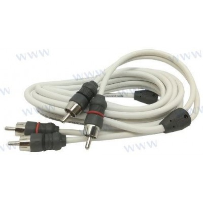CABLE JLAUDIO 2 CANALES 12FT