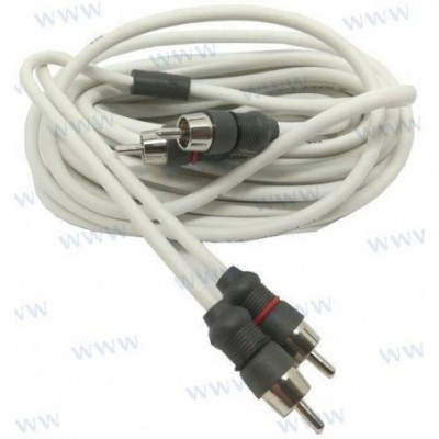 CABLE JL AUDIO 2 CANALES INTERCONNECT 25